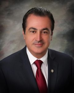 Mayor Vartan Gharpetian